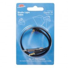 Hahnel Afstandbedieningen Combi TF Studio Cable for Wireless Flash Remote*