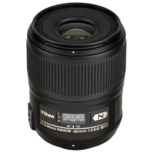 Nikon AF-S 60MM/2.8G ED MICRO