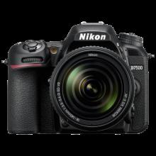 Nikon D7500+18/140 3.5-5.6 ED VR