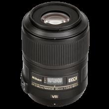 Nikon AF-S 85MM/3.5G ED VR DX micro