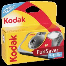 Kodak FUN FLASH 27+12 foto's
