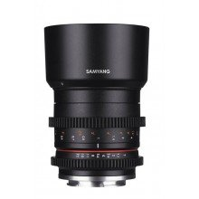 Samyang 50mm T1.3 cine AS UMC CS Sony E-mount