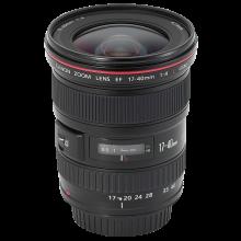 Canon EF 17-40mm f/4 l usm