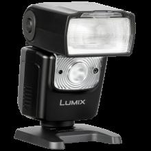 Panasonic DMW-FL360LE GN36 flitser + LED