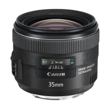 Canon EF 35mm/f2.0 IS USM N