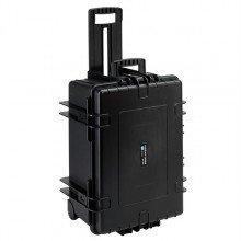 B&W Outdoor.cases Type 6800 zwart / verdeler