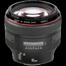 Canon EF-L 85/1,2 usm II