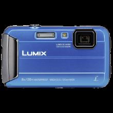 Panasonic DMC-FT30 blauw