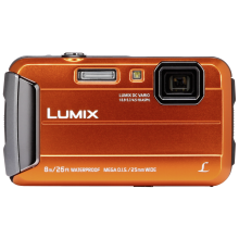 Panasonic DMC-FT30 oranje