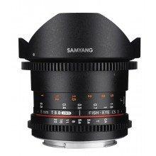 Samyang 8mm T3.8 UMC VDSLR fisheye CSII Sony E-mount