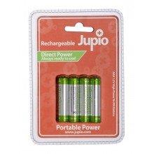 JUPIO Direct Power AAA Ni-MH 4 PAK