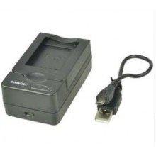 Duracell USB lader voor Nikon EN-EL12