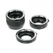 Kenko Tussenringenset Nikon AF (set van 3 ringen)