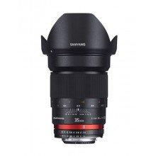 Samyang 35mm F1.4 AS UMC Canon AE