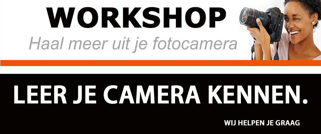 workshop cursus fotografie fotograferen