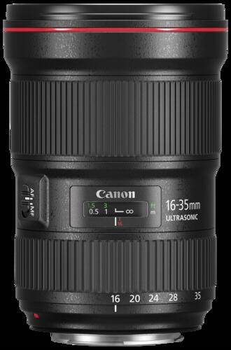 Afbeelding van Canon EF 16 35mm f/2.8L III USM objectief