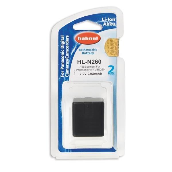 Hahnel HL-N260 Li-Ion accu (Panasonic VW-VBN260)