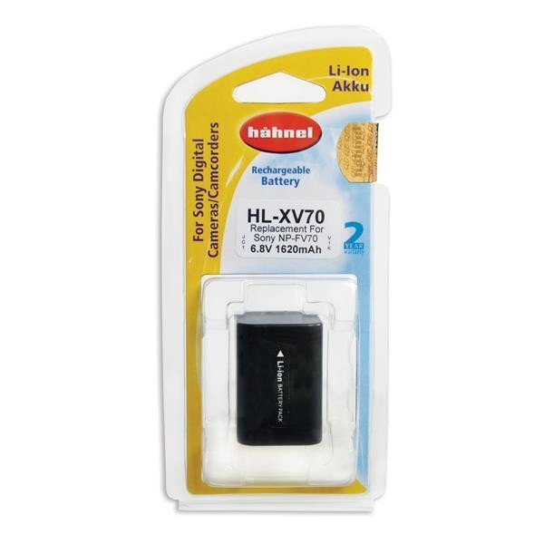 Hahnel HL-XV70 Li-Ion accu (Sony NP-FV70)