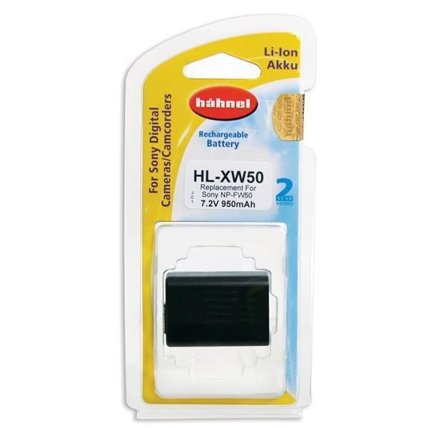 Hahnel HL-XW50 Li-Ion accu (Sony NP-FW50)