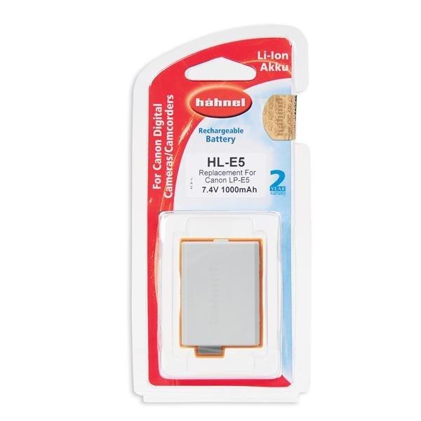 Hahnel HL-E5 Li-Ion accu (Canon LP-E5)