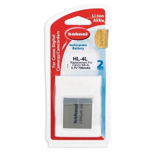 Hahnel HL-4L Li-Ion accu (Canon NB-4L)