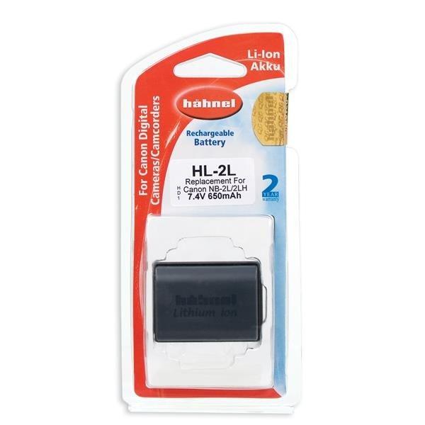 Hahnel HL-2L Li-Ion accu (Canon NB-2LH)