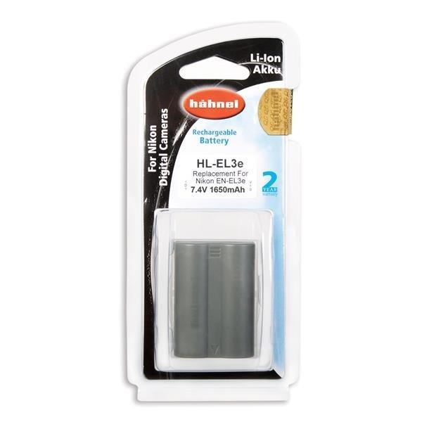 Hahnel HL-EL3e Li-Ion accu (Nikon EN-EL3(E))