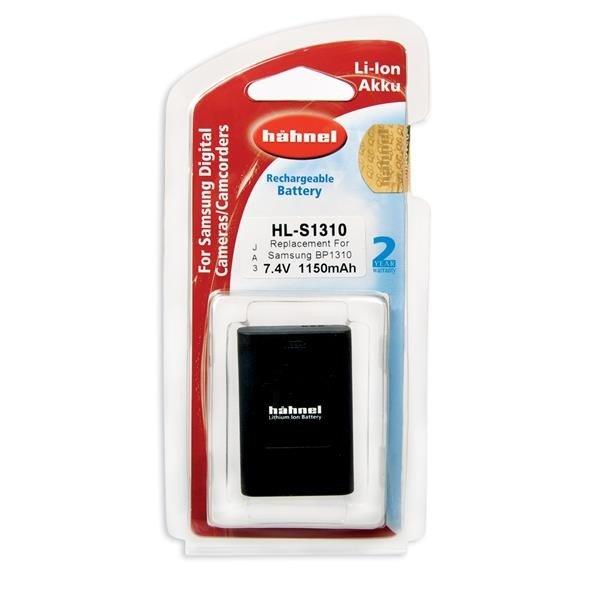 Hahnel HL-S1310 Li-Ion accu (Samsung BP-1310)