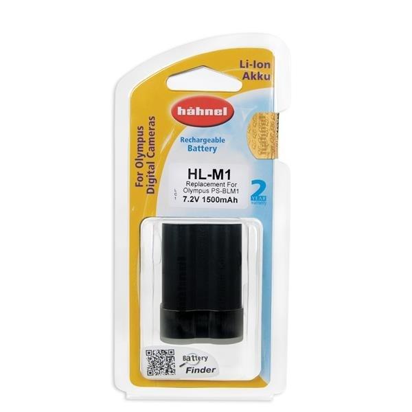 Hahnel HL-M1 Li-Ion accu (Olympus PS-BLM1)