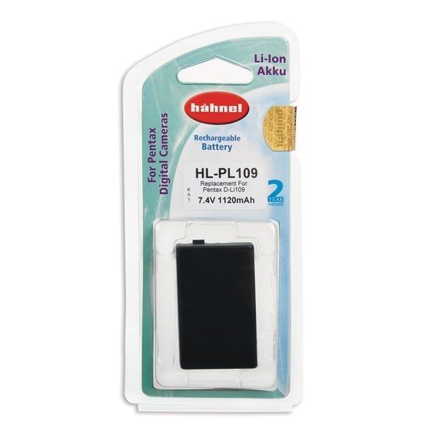 Hahnel HL-PL109 Li-Ion accu (Pentax D-Li109)