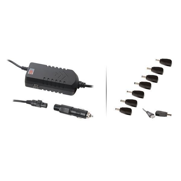 Hahnel Vliegtuig & Auto Adapter 12V