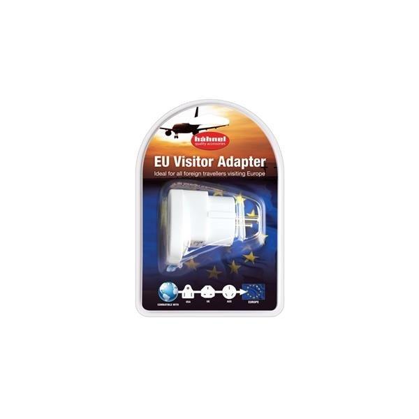 Hahnel Reisstekker UK / USA / Australië naar Europa