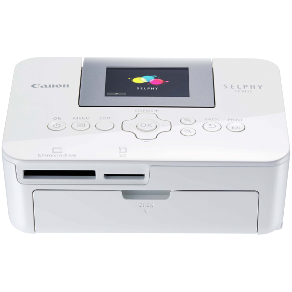 Canon Selphy CP1000 selphy printer