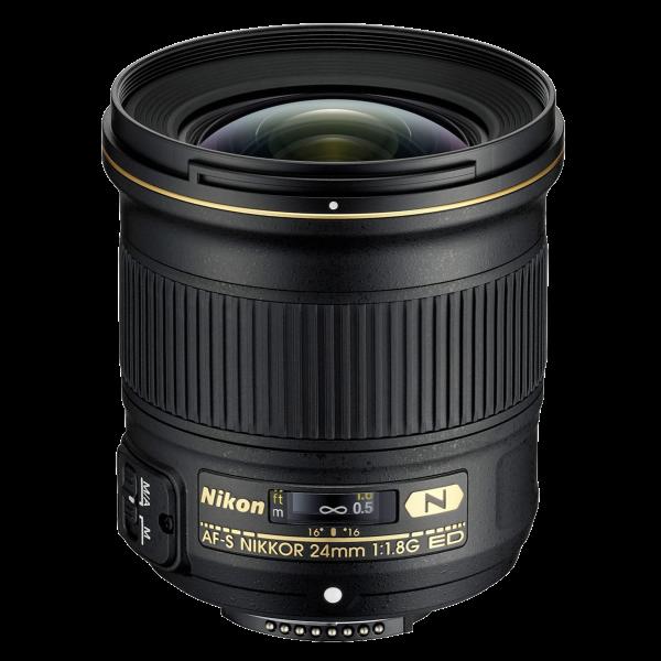 Nikon AF-S 24mm/1.8 ED