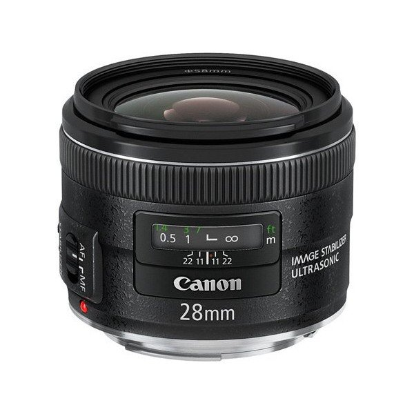 Canon EF 28mm/2.8 IS USM