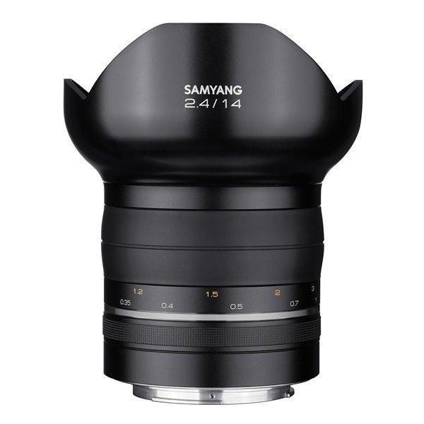 Samyang 14mm F2.4 XP Premium Canon AE