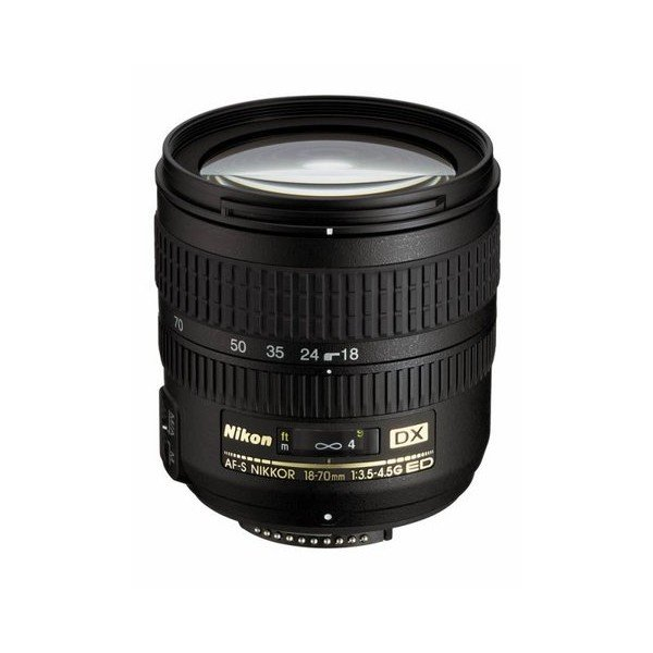 Nikon AF-S 18-70mm f/3.5-4.5g if-ed