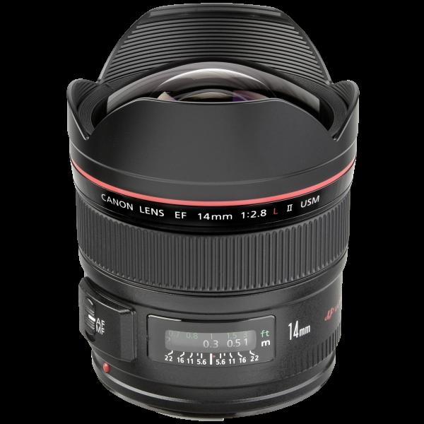 Canon EF 14MM/2.8L II USM