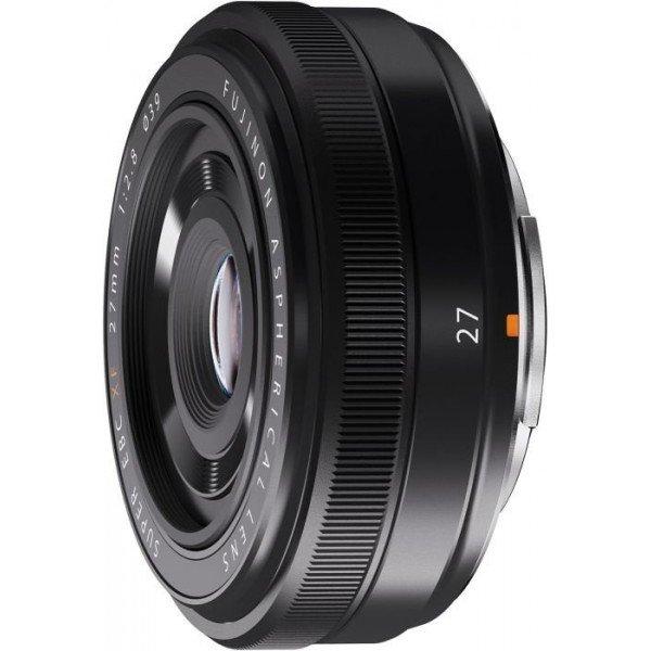 Fujifilm Fujinon XF27mm F2.8 ZWART