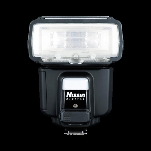 Nissin i60 flitser voor MFT