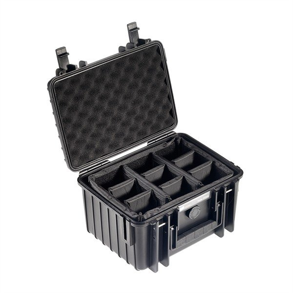 B&W Outdoor.cases Verdelerset type 2000