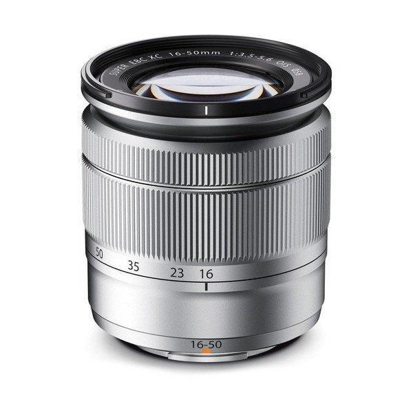 Fujifilm XC16-50 mm F3.5-5.6 OIS ZILVER