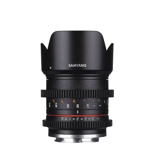 Samyang 21mm T1.5 cine ED AS UMC CS Sony E-mount