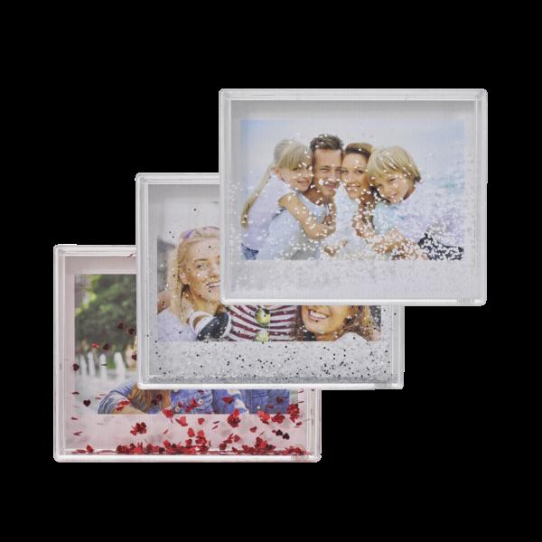 Fujifilm Instax WIDE Frame sneeuwbal-effect 70100133878