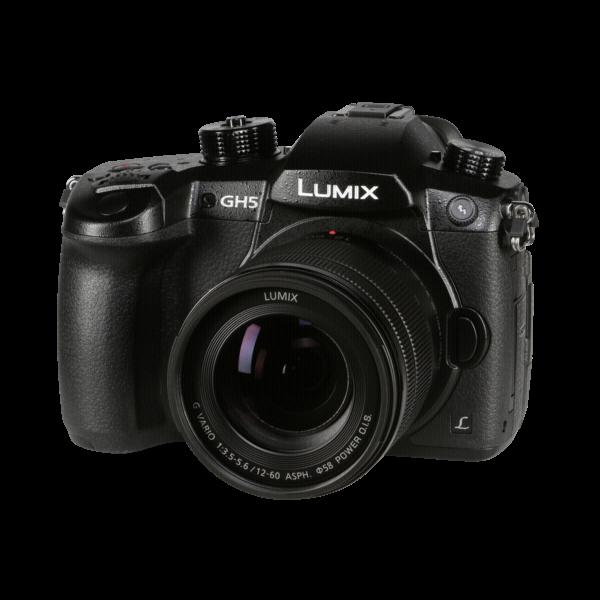 Panasonic Lumix DMC-GH5+12-60/2.8-4.0
