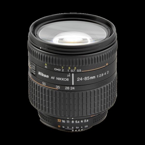 Nikon AF-D 24- 85/3.5-4.0 IF