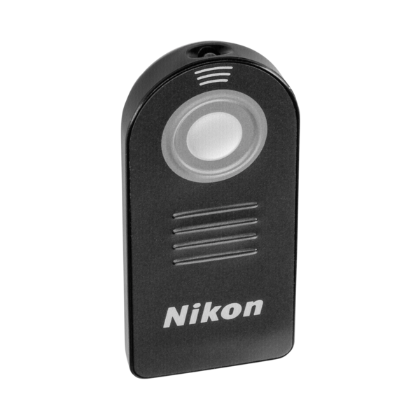 Nikon ML-L3 IR afstandsbediening.