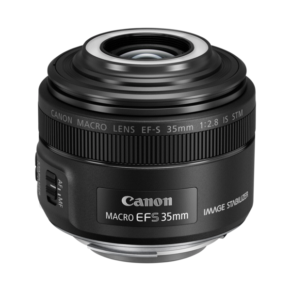 Canon EF-S 35mm/2.8 Macro IS STM