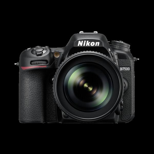 Nikon D7500+AF-S DX 18-105 F/3.5-5.6G ED VR