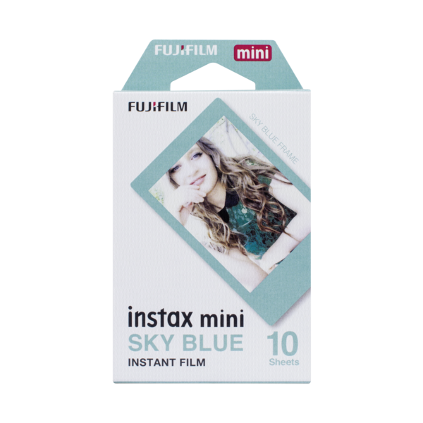 Fujifilm Instax Film Mini Blue
